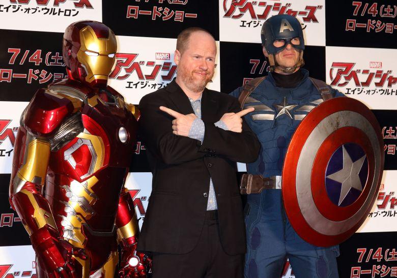 Joss Whedon'Avengers: Age of Ultron' film premiere, Tokyo, Japan - 23 Jun 2015
