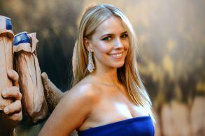 Jessica Barth'Ted 2' film premiere, New York, America - 24 Jun 2015