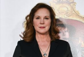 Elizabeth Perkins'The Boss' film premiere, Los Angeles, America - 28 Mar 2016