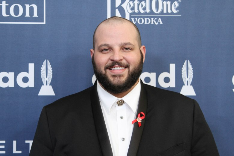 Daniel Franzese27th Annual GLAAD Media Awards, Arrivals, Los Angeles, America - 02 Apr 2016