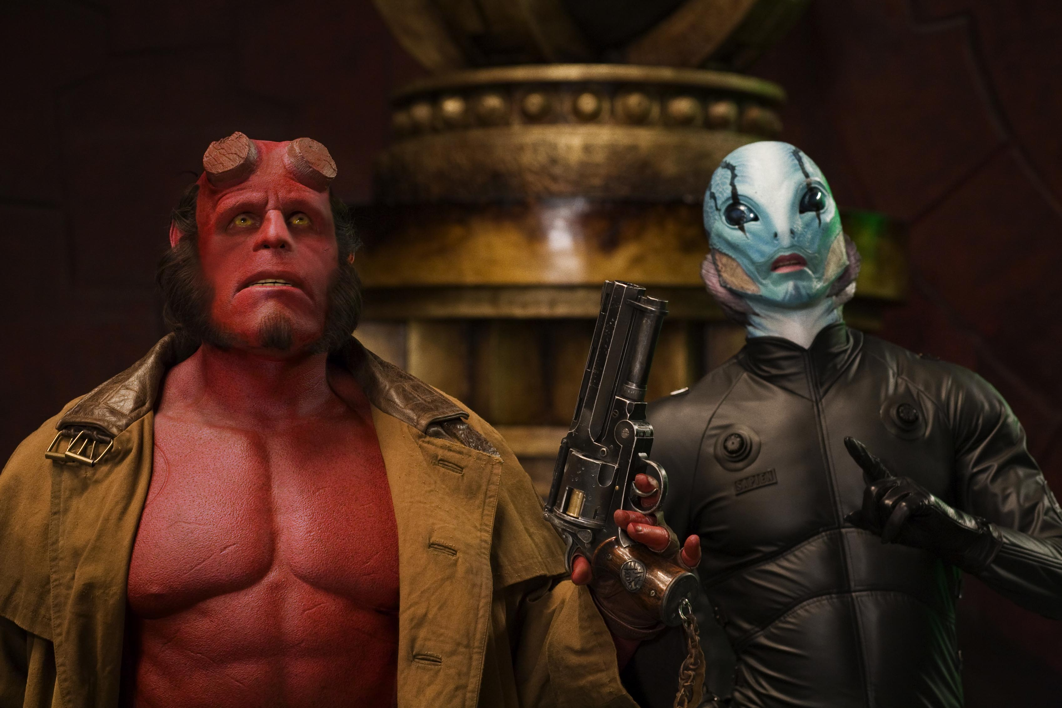 'Hellboy' Creator Turned Down Comic Book of Guillermo del Toro's Unmade Third Film