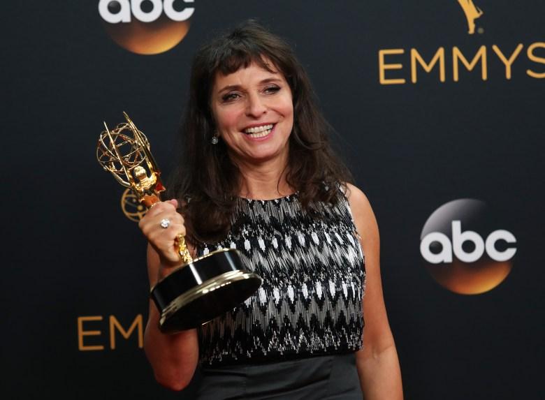 Susanne Bier68th Primetime Emmy Awards, Press Room, Los Angeles, USA - 18 Sep 2016