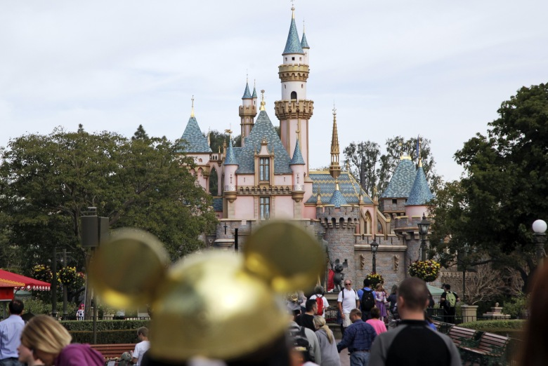 Disneyland Visitors walk toward the Sleeping Beauty's Castle in the background at Disneyland Resprt in Anaheim, Calif. Visiting Mickey and Minnie just got more expensive. The Walt Disney Co. says it has raised ticket prices to attend Disneyland, Walt Disney World and the rest of its U.S. theme parks, effective . A one-day ticket for either Disneyland or California Adventure in Anaheim is now $99 for anyone 10 or older. That's up from $96. Other U.S. Disney theme parks have posted similar increasesDisney Theme Parks-Ticket Prices, Anaheim, USA