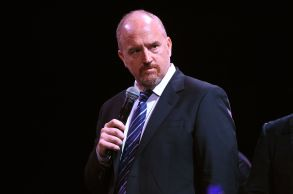 Louis C.K.10th Anniversary of Stand Up for Heroes, presented by the New York Comedy Festival & Bob Woodruff Foundation, Inside, Theater at Madison Square Garden, New York, USA - 01 Nov 2016
