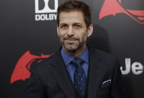 Us Film Director Zack Snyder Attends the New York Premiere of His New Film 'Batman V Superman: Dawn of Justice' at Radio City Music Hall in New York New York Usa 20 March 2016 United States New YorkUsa Cinema Batman V Superman Ny Premiere - Mar 2016