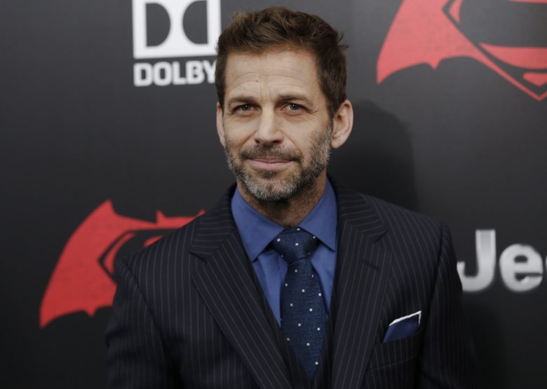 Us Film Director Zack Snyder Attends