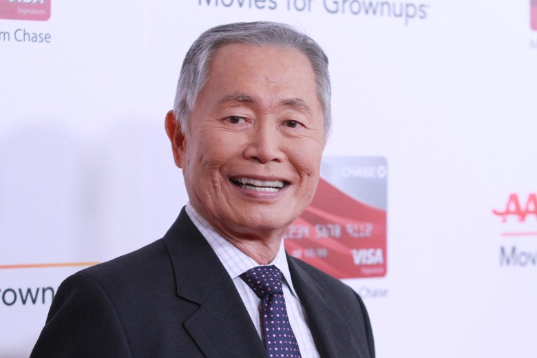 George Takei16th Annual Movies for Grownups Awards, Arrivals, Los Angeles, USA - 06 Feb 2017