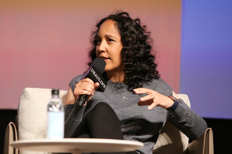 Gina Prince-Bythewood - FOX: Shots Fired PanelThe Contenders Emmys, presented by Deadline, Presentation, Los Angeles, USA - 09 Apr 2017
