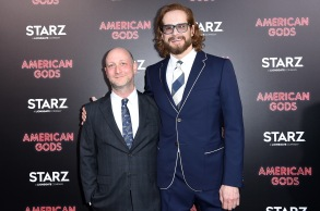 Michael Green and Bryan Fuller'American Gods' TV show premiere, Arrivals, Los Angeles, USA - 20 Apr 2017