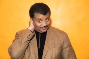 Neil deGrasse TysonThe New York Times presents TimesTalks with Neil deGrasse Tyson, TheTimesCenter, New York, USA - 05 May 2017