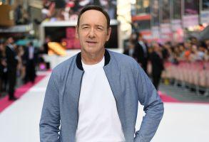 Kevin Spacey'Baby Driver' European film premiere, Arrivals, London, UK - 21 Jun 2017