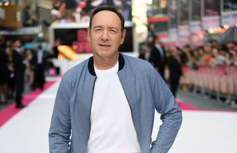 Kevin Spacey'Baby Driver' European film premiere, Arrivals, London, UK - 21 Jun 2017