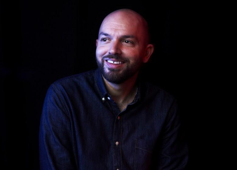 Paul Scheer TVLine Portrait Studio, Day 2, Comic-Con International, San Diego, USA - 21 Jul 2017