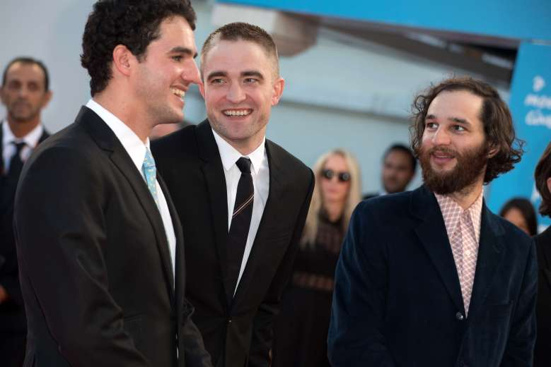 Robert Pattinson, Ben Safdie and Joshua Safdie'Good Time' premiere, 43rd Deauville American Film Festival, France - 02 Sep 2017
