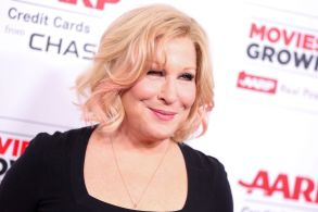 Bette Midler arrives at the 15th Annual Movies for Grownups Awards at the Beverly Wilshire Hotel, in Beverly Hills, Calif15th Annual Movies for Grownups Awards - Arrivals, Beverly Hills, USA