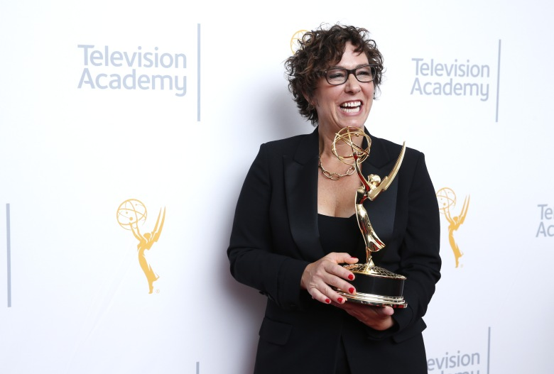 Lisa Cholodenko at the 67th Primetime Emmy Awards, at the Microsoft Theater in Los Angeles67th Primetime Emmy Awards - Trophy Table, Los Angeles, USA