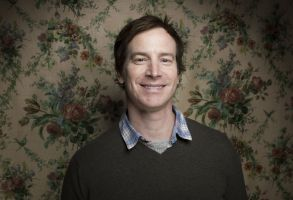 "Actor Rob Huebel from the film ""Hell Baby"" poses for a portrait during the 2013 Sundance Film Festival at the Fender Music Lodge on in Park City, Utah2013 Sundance Portrait - Hell Baby, Park City, USA"