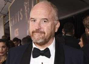 Louis C.K. arrives at the 69th Primetime Emmy Awards, at the Microsoft Theater in Los Angeles69th Primetime Emmy Awards - Red Carpet, Los Angeles, USA - 17 Sep 2017