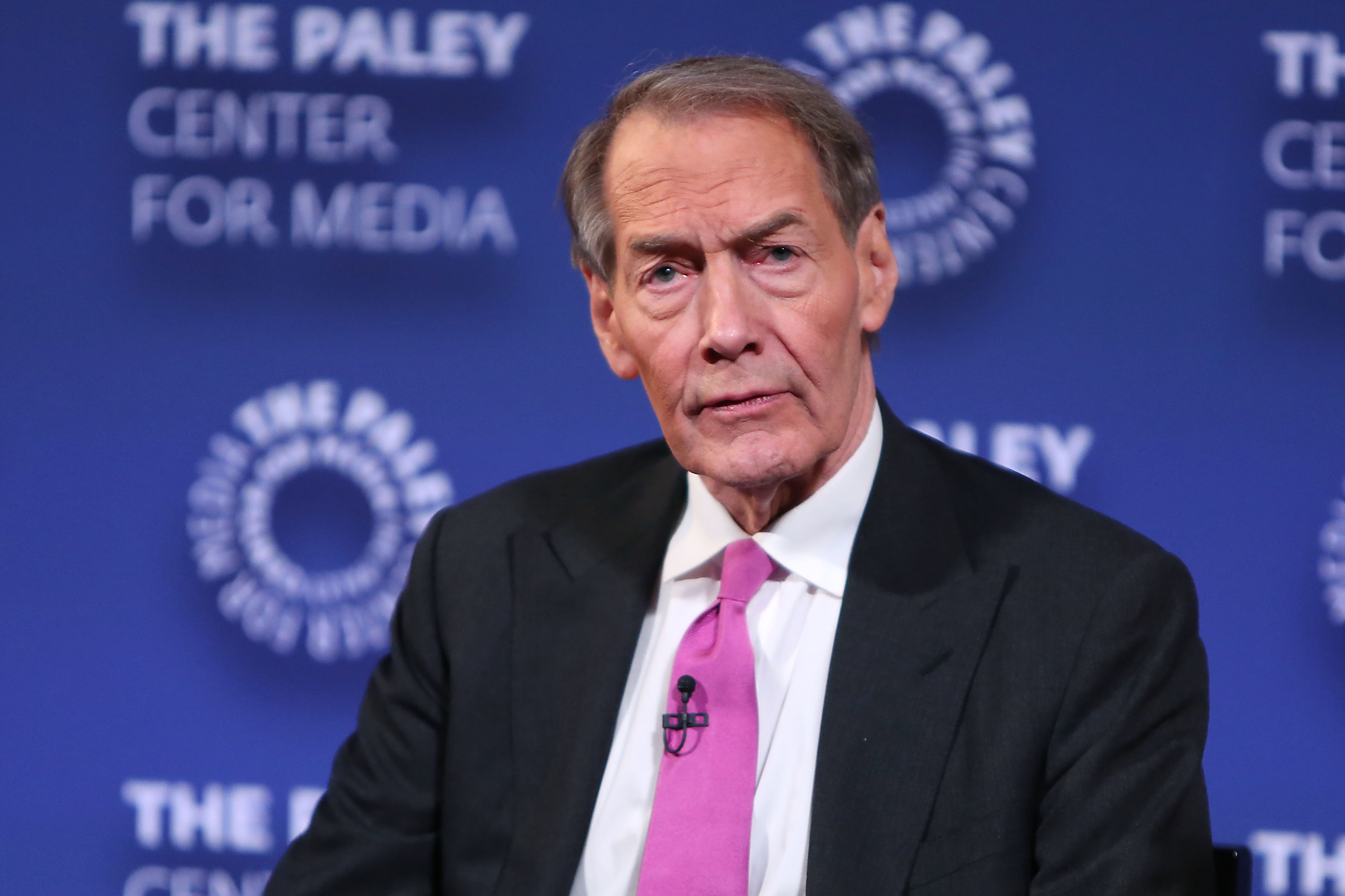 Cronkite school considers revoking award to Charlie Rose