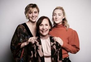 Greta Gerwig, Laurie Metcalf and Saoirse RonanDeadline Hollywood Presents THE CONTENDERS 2017, Portrait Studio, Los Angeles, USA - 04 Nov 2017