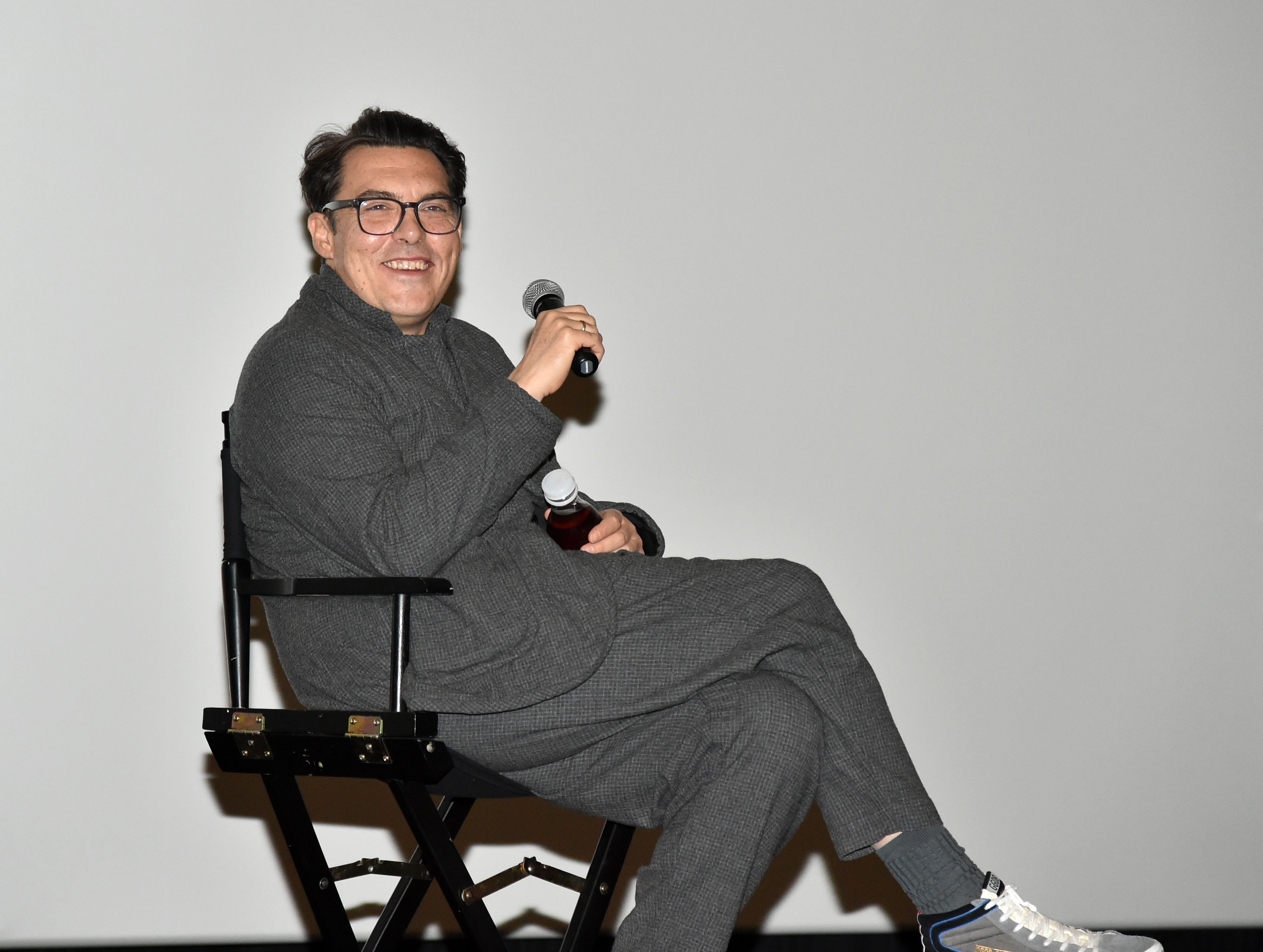 Joe Wright'The Darkest Hour' film screening presented by IndieWire and Focus Features Sneak Peek, New York, USA - 13 Nov 2017