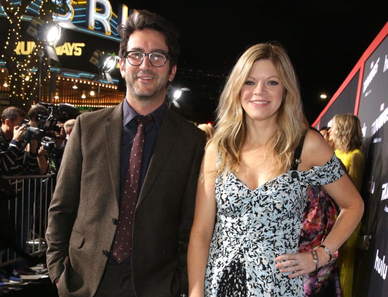 Josh Schwartz, Executive Producer, and Stephanie Savage, Executive Producer, arriveHulu Premiere for Marvel's Runaways at Regency Bruin Theatre, Los Angeles, USA - 16 Nov 2017