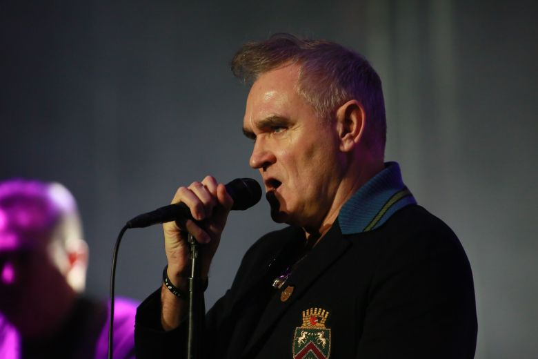 MorrisseyMorrissey in concert at Paramount Theatre, Denver, USA - 20 Nov 2017
