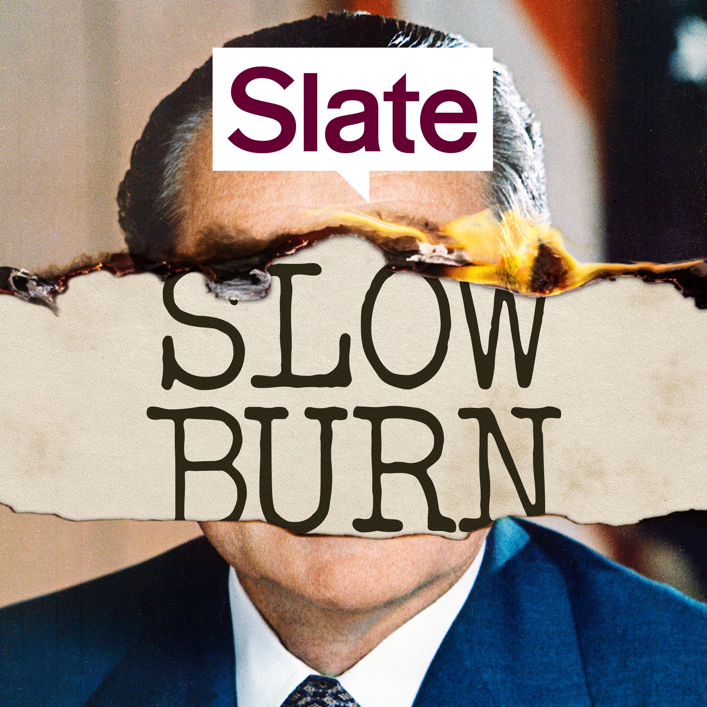 'Slow Burn' Podcast: Watergate Show Host Leon Neyfakh