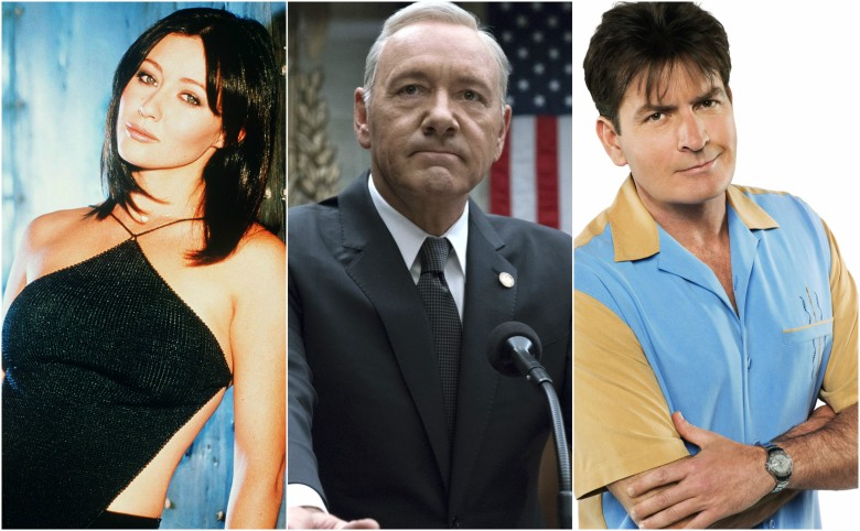 """Charmed,"" ""House of Cards,"" ""Two and"