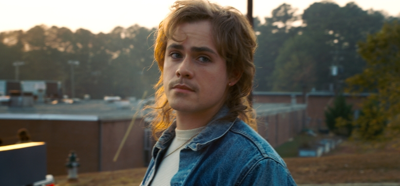 "Dacre Montgomery, ""Stranger Things"""
