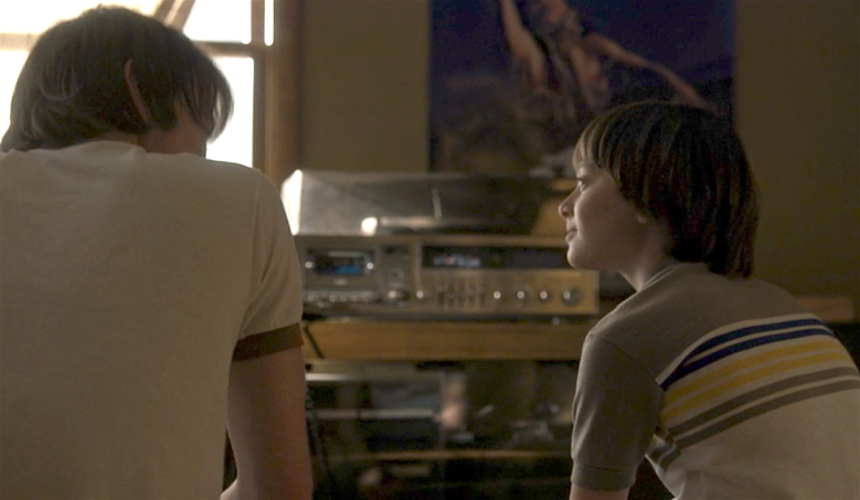 "Charlie Heaton and Noah Schnapp, ""Stranger Things"""