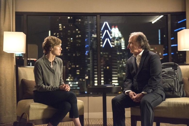 "Carrie Coon and Mark Linn-Baker, ""The Leftovers"""