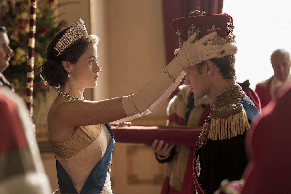 The Crown Season 2 Claire Foy Matt Smith Netflix