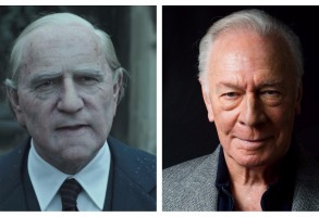 """Kevin Spacey to be replaced by Christopher Plummer in """"All the Money in the World"""""""