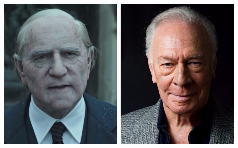 "Kevin Spacey to be replaced by Christopher Plummer in ""All the Money in the World"""