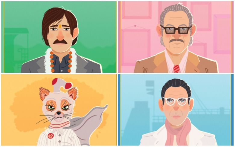 These Wes Anderson Playing Cards Will Make Your Pantone-Colored Dreams Come True