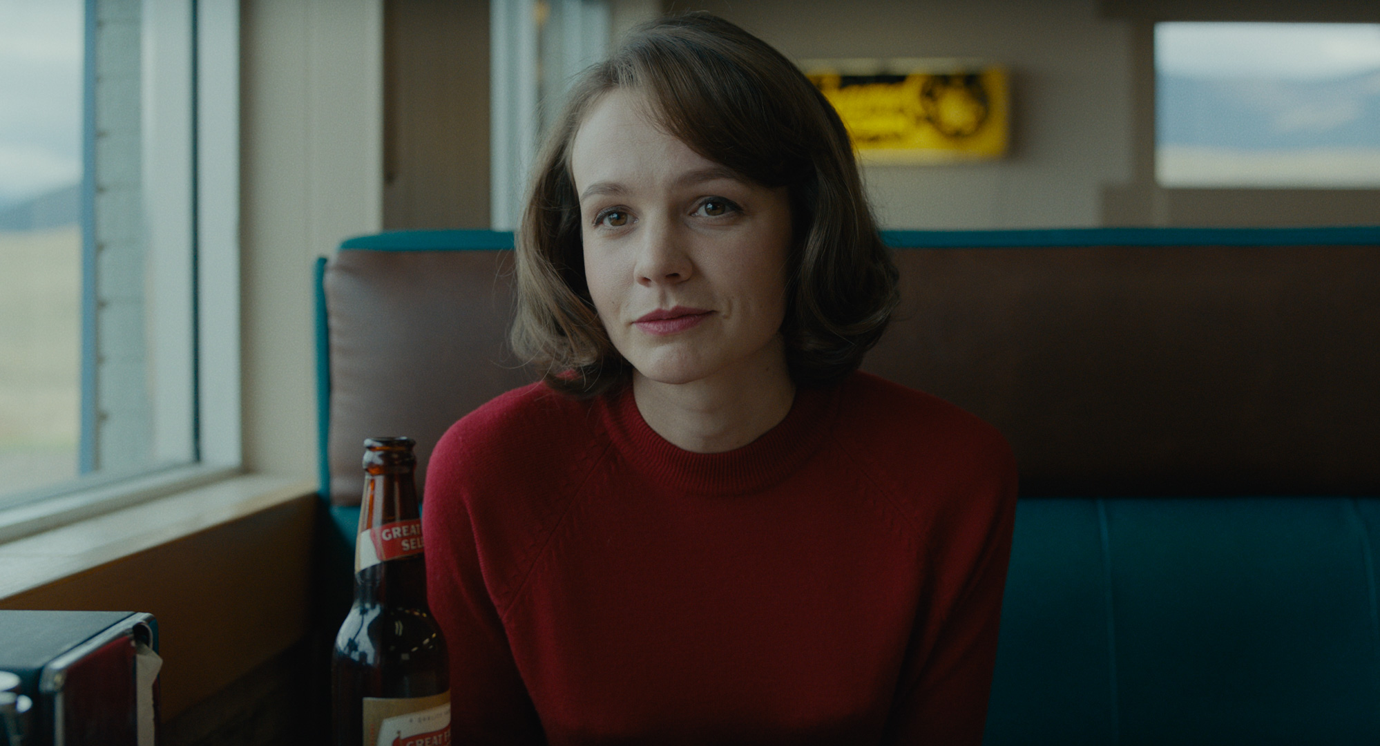 Carey Mulligan appears in <i>Wildlife</i> by Paul Dano, an official selection of the U.S. Dramatic Competition at the 2018 Sundance Film Festival. Courtesy of Sundance Institute. All photos are copyrighted and may be used by press only for the purpose of news or editorial coverage of Sundance Institute programs. Photos must be accompanied by a credit to the photographer and/or 'Courtesy of Sundance Institute.' Unauthorized use, alteration, reproduction or sale of logos and/or photos is strictly prohibited.