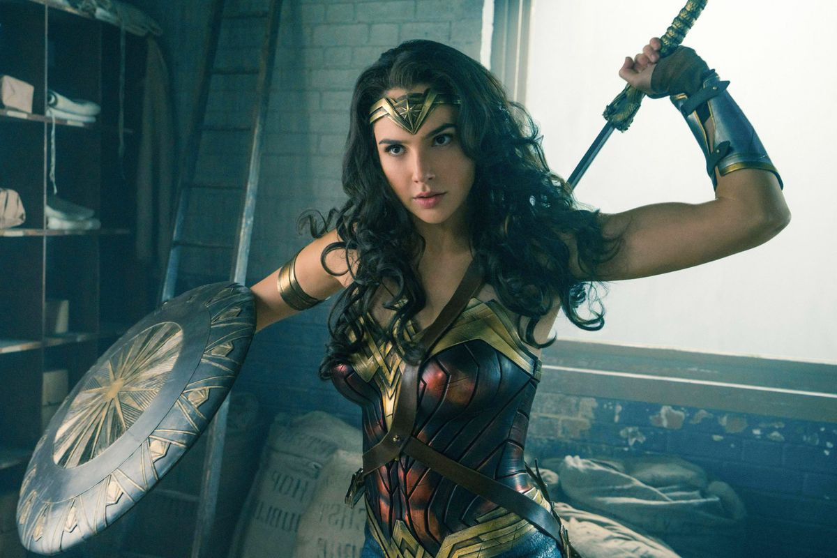 Gal Gadot's daughter hasn't seen 'Wonder Woman' yet
