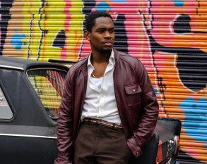 Aml Ameen appears in Yardie by Idris Elba, an official selection of the World Cinema Dramatic Competition at the 2018 Sundance Film Festival. Courtesy of Sundance Institute | photo by Alex Bailey. All photos are copyrighted and may be used by press only for the purpose of news or editorial coverage of Sundance Institute programs.