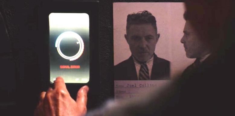 """Joel Collins, """"Black Mirror"""""""