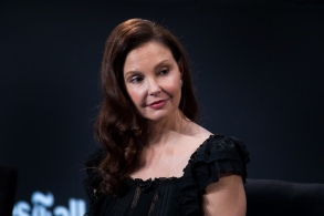"12/05/2017 -BEVERLY HILLS, CALIF: Times Talks L.A. - ""Uncovering Sexual Harassment"" featuring actor Ashley Judd and NYT journalists Jodi Kantor, Megan Twohey and Emily Steel in conversation with Susan Dominus at the Paley Center for Media.PHOTOGRAPH BY MONICA ALMEIDA"
