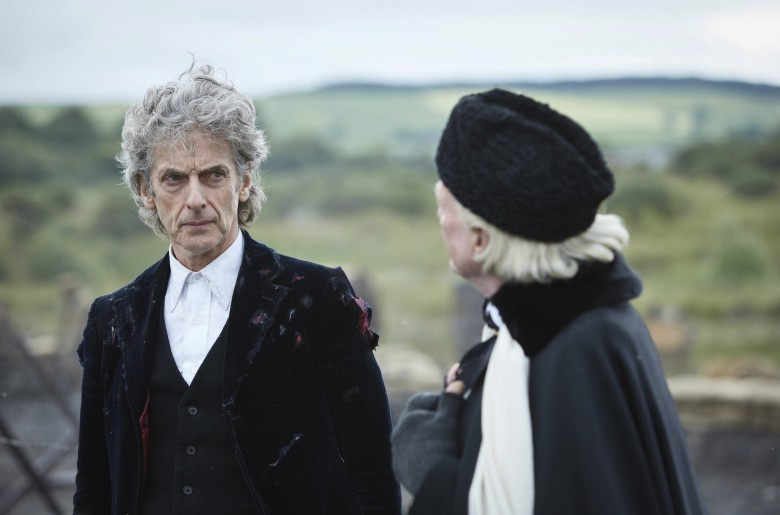 """""""Doctor Who: Twice Upon A Time"""""""