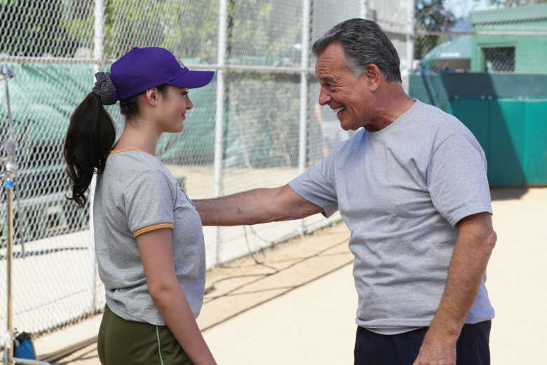 "Luna Blaise and Ray Wise, ""Fresh Off the Boat"""