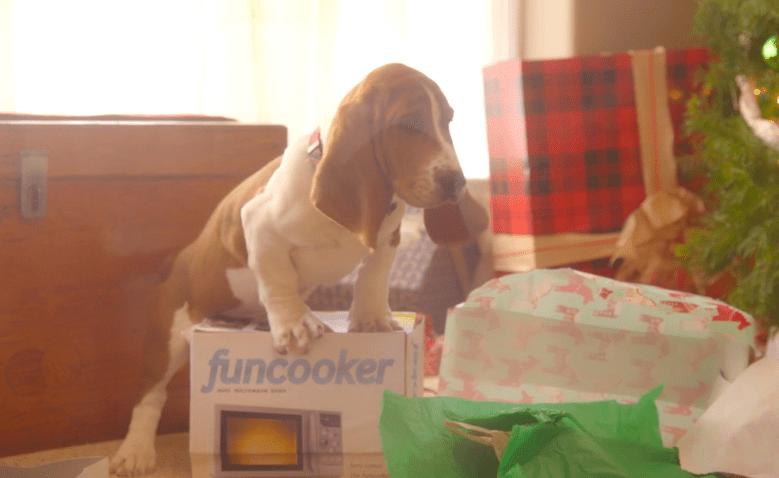 Funcooker, Puppies Crash Christmas