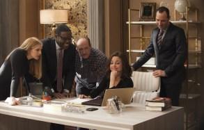 Veep Season 6 Episode 9 Julia Louis-Dreyfus Sam Richardson Tony Hale Anna Chlumsky