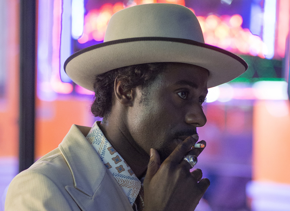 The Deuce Gary Carr Season 1