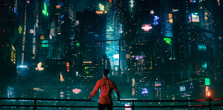 Altered Carbon Netflix Season 1