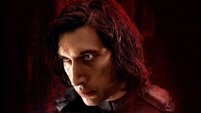 Adam Driver Kylo Ren The Last Jedi