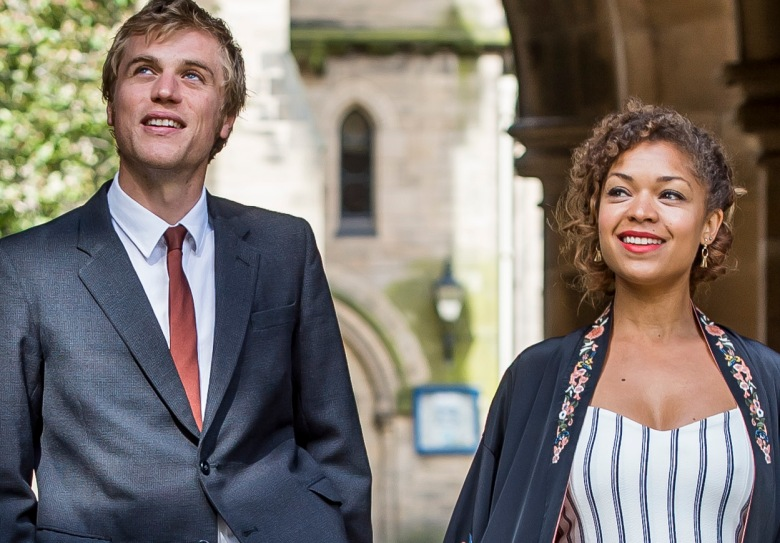 "Johnny Flynn and Antonia Thomas, ""Lovesick"""