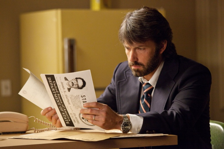 """BEN AFFLECK as Tony Mendez in Warner Bros. Pictures' and GK Films' dramatic thriller """"ARGO,"""" a Warner Bros. Pictures release."""